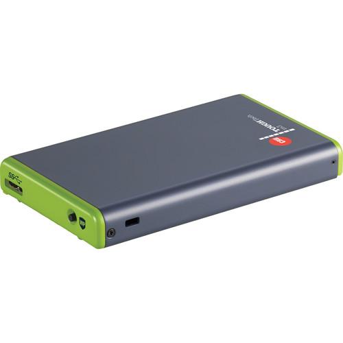 "CRU-DataPort ToughTech m3 2.5"" SATA to USB 3.0 Drive Enclosure"