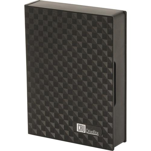 "CRU-DataPort Drivebox Anti-Static Case for 3.5"" Hard Drives"