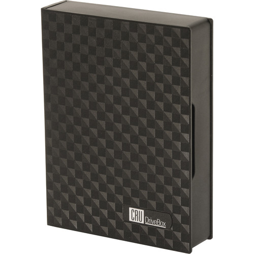 "CRU-DataPort Drivebox Anti-Static Case for 3.5"" Hard Drives (Pack of 10)"
