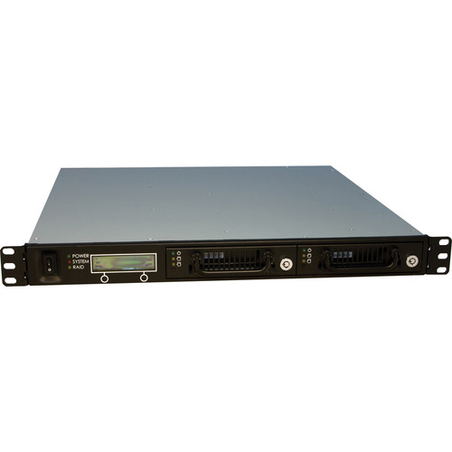 CRU-DataPort RAX DataPAK Quad RAID 1U Rackmount Enclosure