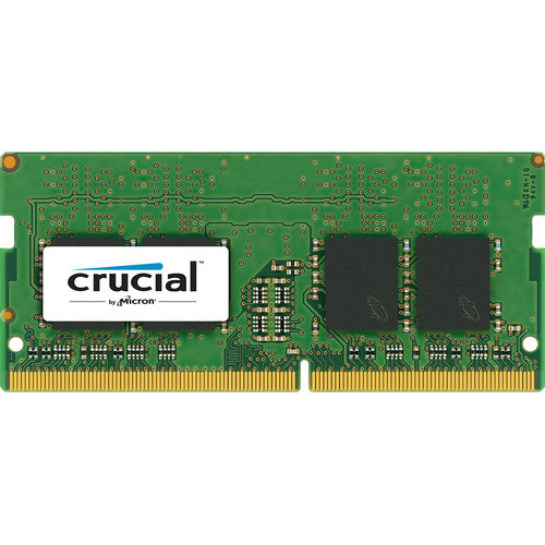 Crucial 16GB DDR4 2133 MHz SO-DIMM Memory Kit (2 x 8GB)
