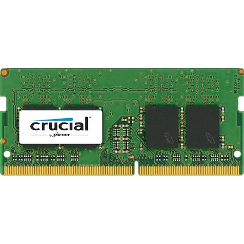 Crucial 24GB DDR4 2133 MHz SO-DIMM Memory Kit (3 x 8GB)