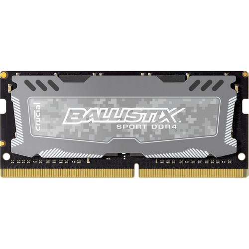 Ballistix 4GB Ballistix Sport LT DDR4 2400 MHz SO-DIMM Memory Module