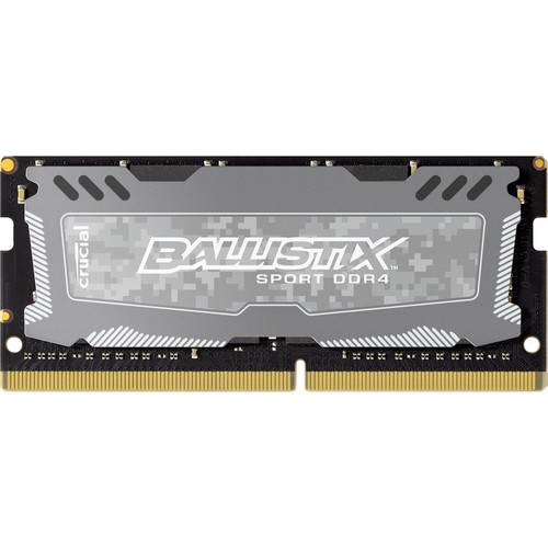 Crucial 8GB Ballistix Sport LT DDR4 2400 MHz SO-DIMM Memory Module