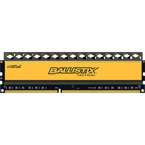 Crucial 4GB Ballistix Tactical Series DDR3 1866 MHz UDIMM Memory Module
