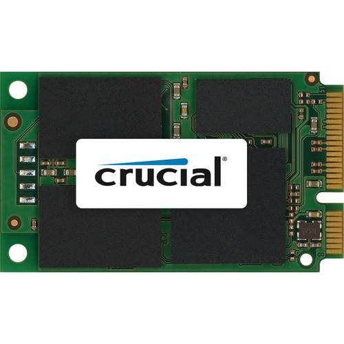 Crucial 64GB m4 mSATA 6Gb/s SSD