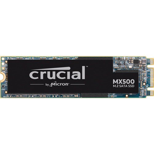 Crucial MX500 1000GB M.2 Type 2280 SSD Tray