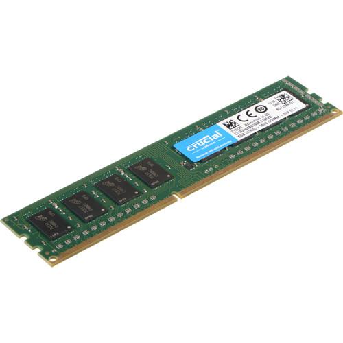 Crucial 8GB DDR3L 1600 MHz UDIMM Memory Module