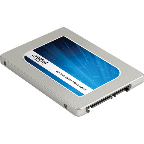 "Crucial BX100 120GB SATA 6 Gb/s 2.5"" Internal SSD"