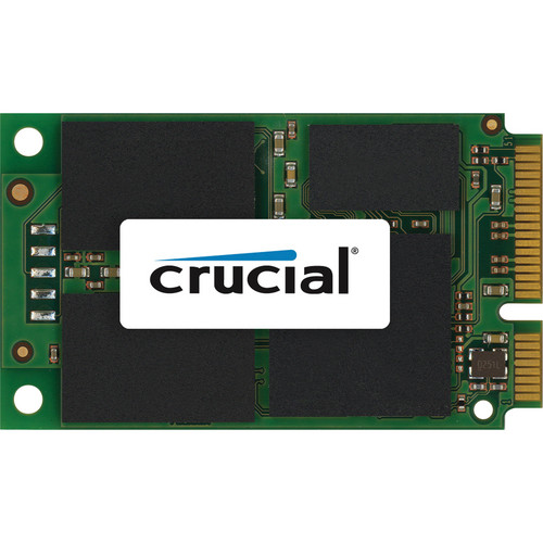 Crucial 128GB m4 mSATA 6Gb/s Solid State Drive