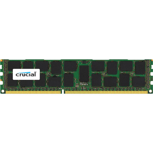 Crucial 16GB 240-Pin DIMM DDR3 PC3-12800 Memory Module