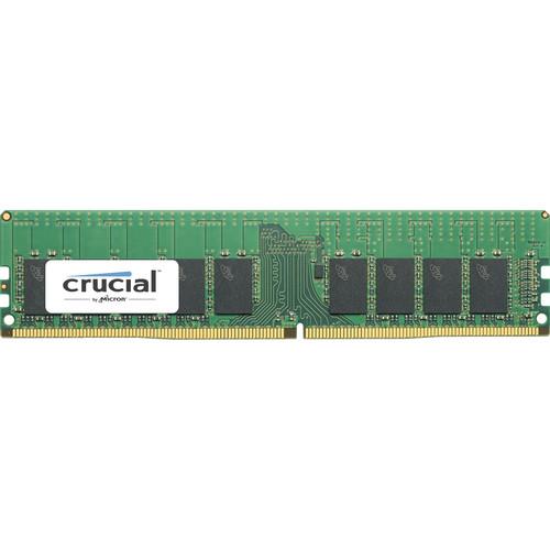 Crucial 16GB DDR4 2400 MHz RDIMM Memory Module