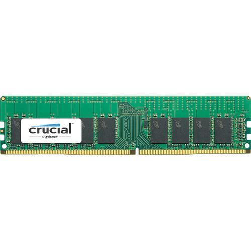 Crucial 16GB DDR4 2666 MT/s PC4 21300 x4 RDIMM Memory Module