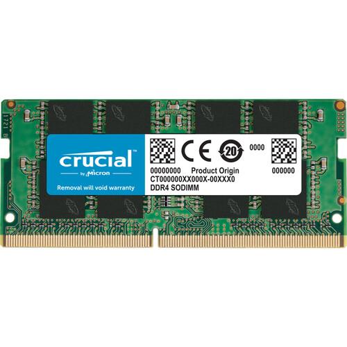Crucial 16GB DDR4 2400 MHz SO-DIMM Memory Module