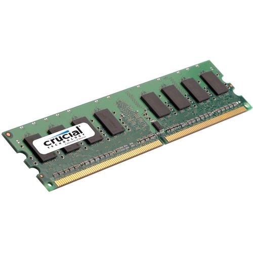 Crucial 16GB 240-Pin DIMM DDR3 PC3-12800 Memory Module