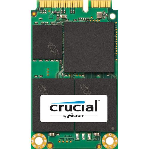 Crucial MX200 250GB mSATA Internal Solid State Drive