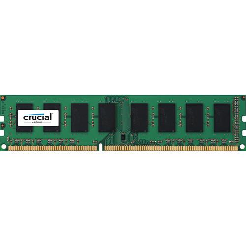 Crucial 2GB DDR3 1600 MHz UDIMM Memory Module
