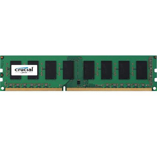 Crucial 2GB DDR3L 1600 MHz UDIMM Memory Module