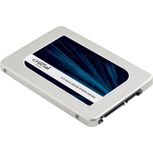 "Crucial 275GB MX300 SATA III 2.5"" Internal SSD"