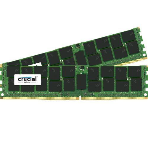 Crucial 32GB DDR4 2400 MHz RDIMM Memory Kit (2 x 16GB)
