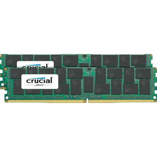 Crucial 64GB DDR4 2400 MHz LR-DIMM Memory Kit (2 x 32GB)