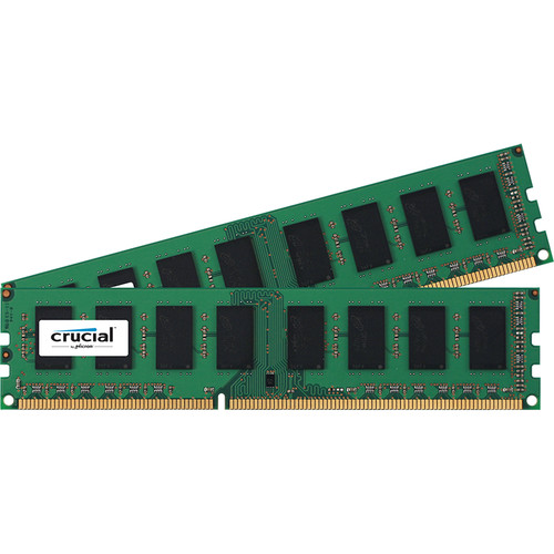 Crucial 64GB DDR4 2133 MHz RDIMM Memory Kit (2 x 32GB)