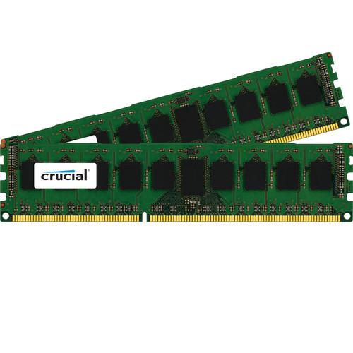 Crucial 8GB DDR3 1600 MHz RDIMM Memory Module Kit (2 x 4GB)