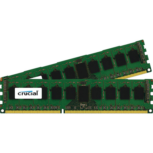 Crucial CT2K8G3ERSLS4160B 16GB 240-Pin 1600 MT/s RDIMM RAM Kit