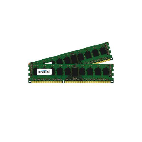 Crucial 16GB DDR3 1600 MHz UDIMM Memory Module Kit (2 x 8GB)