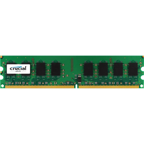 Crucial 8GB (2 x 4GB) 240-Pin DIMM DDR3 PC3-14900 Memory Module Kit