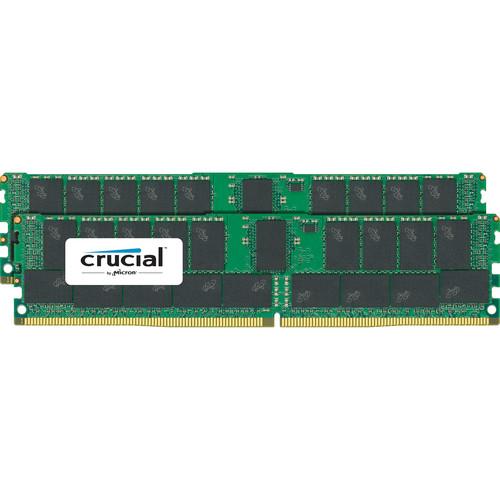 Crucial 32GB DDR4 2400 MHz LRDIMM Memory Module (Quad Rank)