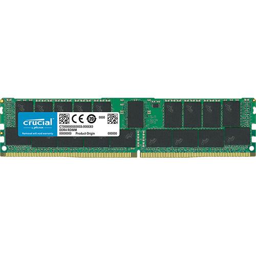 Crucial 32GB DDR4 2400 MHz RDIMM Memory Module