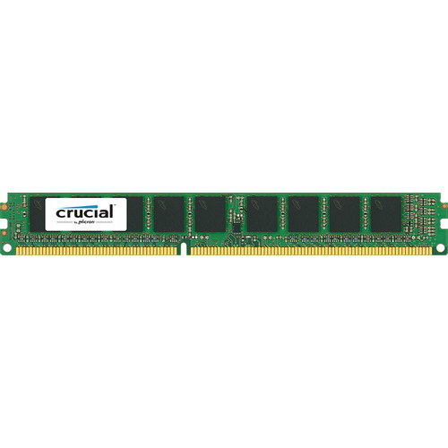 Crucial 12GB VLP ECC UDIMM 240-Pin DIMMDDR3 PC3-12800 Memory Module Kit