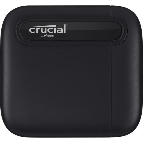 Crucial 4TB X6 Portable SSD