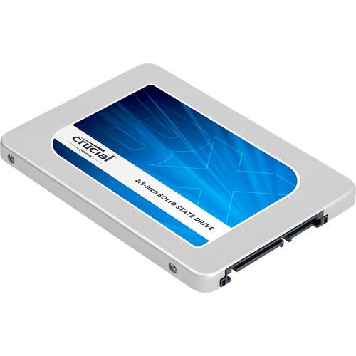 "Crucial 480GB BX200 2.5"" Internal SSD"