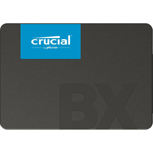 "Crucial 480GB BX500 SATA III 2.5"" Internal SSD"