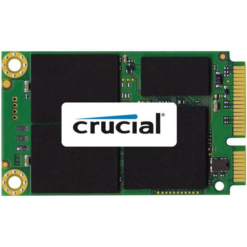 Crucial 480GB M500 mSATA Internal SSD