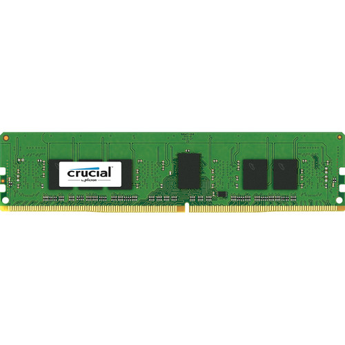 Crucial 4GB DDR4 2133 MHz RDIMM Memory Module