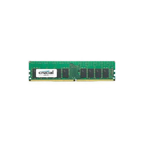 Crucial 4GB DDR4 2400 MHz RDIMM Memory Module
