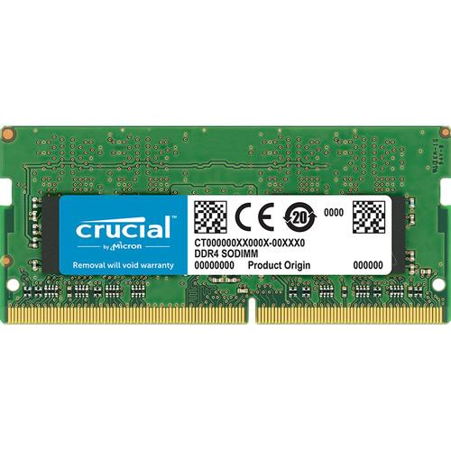 Crucial 4GB DDR4 2666 MHz Memory Module