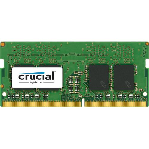 Crucial 4GB DDR4 2400 MHz SO-DIMM Memory Module