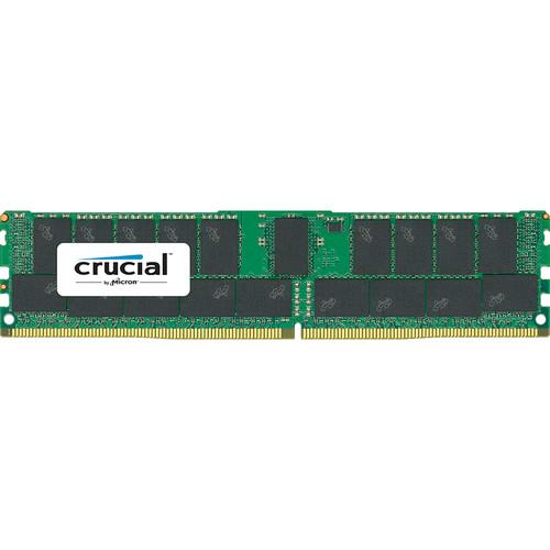Crucial 128GB DDR4 2400 MHz RDIMM Memory Kit (4 x 32GB)