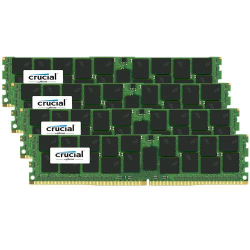 Crucial 256GB DDR4 2400 MHz LR-DIMM Memory Kit (4 x 64GB)