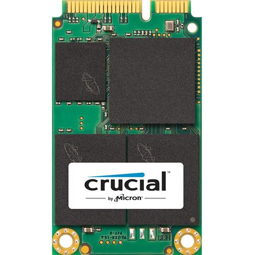Crucial MX200 500GB mSATA Internal Solid State Drive