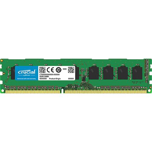 Crucial 4GB DDR2 667 MHz UDIMM Memory Module
