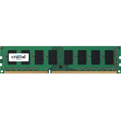 Crucial 4GB 240-Pin DIMM DDR3 PC3-14900 1866 MHz Memory Module