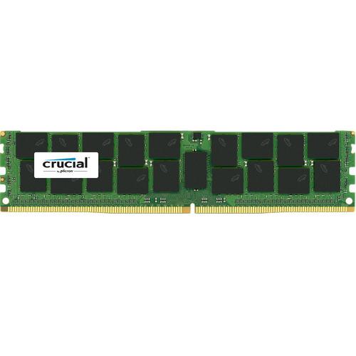 Crucial 64GB DDR4 2400 MHz LRDIMM Memory Module
