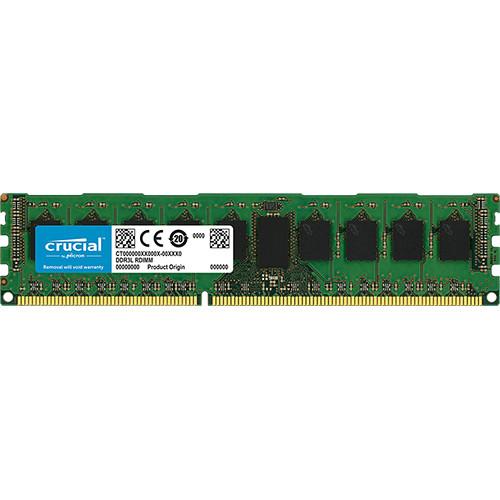 Crucial 8GB DDR3 1600 MHz ECC RDIMM Memory Module