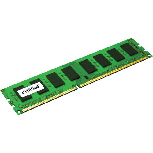 Crucial 8GB 240-Pin RDIMM DDR3 PC3-12800 Memory Module