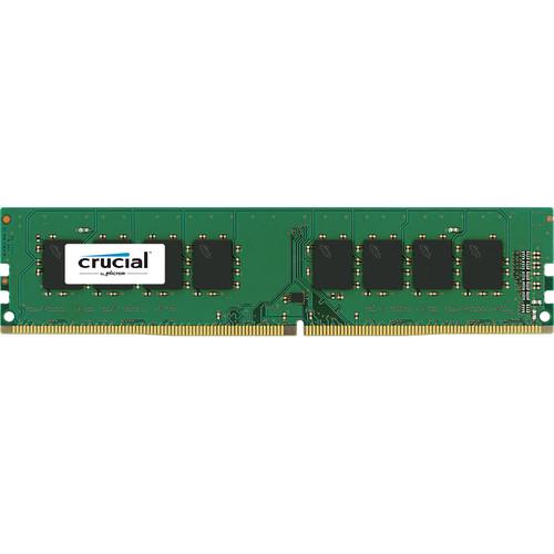 Crucial 8GB DDR4 2400 MHz UDIMM Memory Module